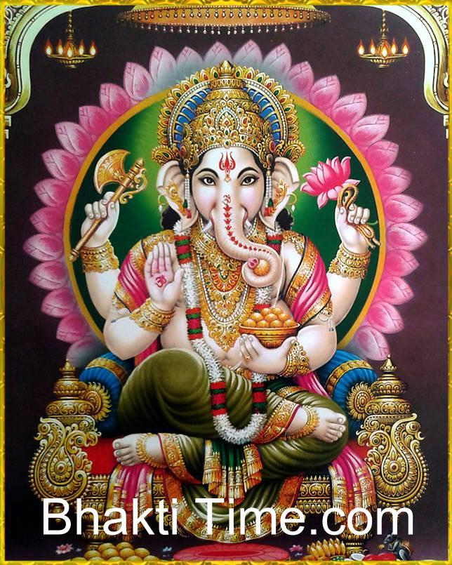 Best lord ganesha wallpapers bhakti time - Ganesh bhagwan image hd ...